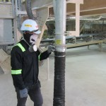 Fixed Vacuum Piping System
